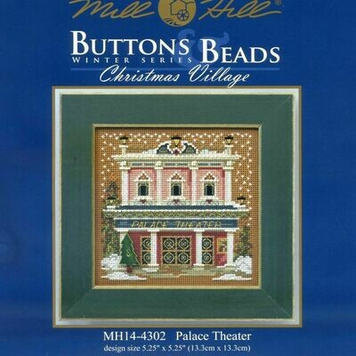 Mill Hill Buttons & Beads Winter Series - Palace Theater (MH14-4302)