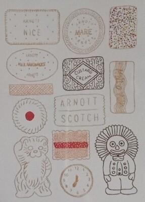 Amy Kallissa Arnotts Sampler Banner (#018)
