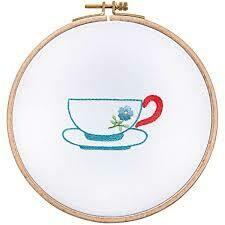 Rico Design - Teatime in Hoop (67267.52.00)