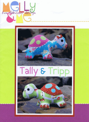 Melly & Me Fun Fabulous Designs - Tally & Tripp (MM093)