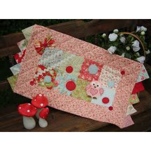 The Rivendale Collection - Dottie Table Runner