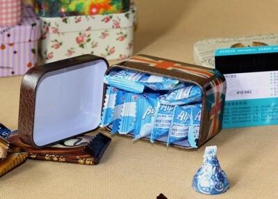 Box - Medium Deep Tin