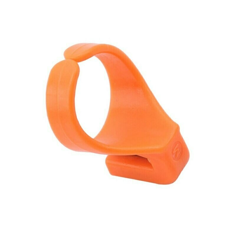 Thread Cutter Ring - Orange