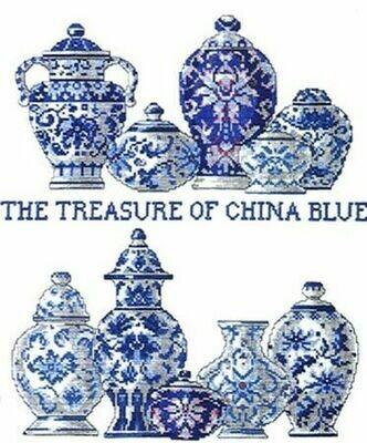 Permin of Copenhagen - China Blue Kit (70-5482)