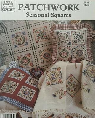 Jeremiah Junction - Patchwork Seasonal Squares Pattern