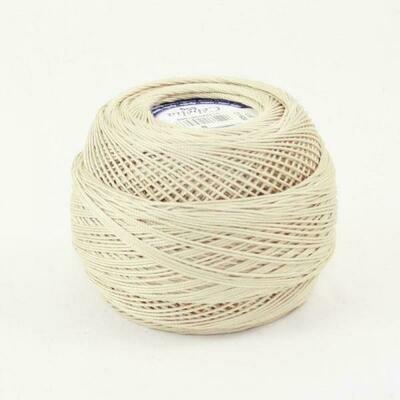 DMC Cebelia #40 Cotton 0712 - Cream
