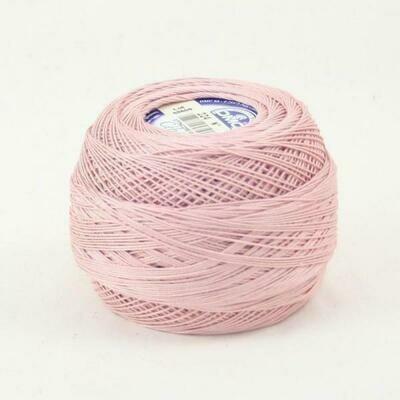 DMC Cebelia #30 Cotton 0224 - Very Light Pink