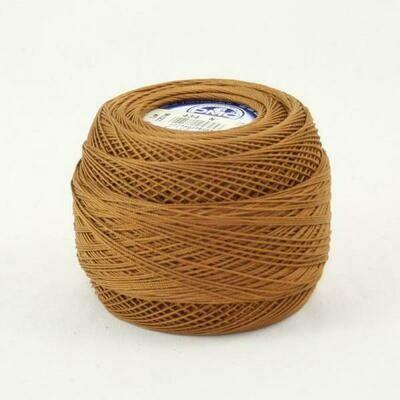 DMC Cebelia #30 Cotton 0434 - Light Brown