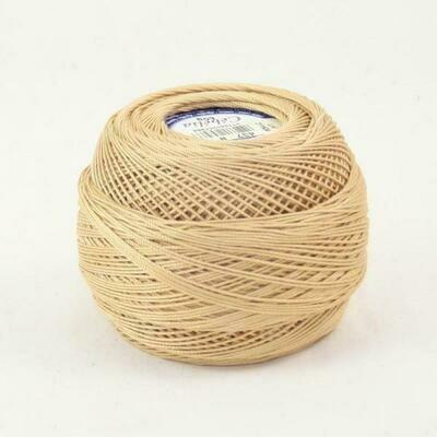 DMC Cebelia #30 Cotton 0437 - Light Tan