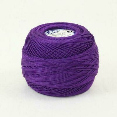 DMC Cebelia #30 Cotton 0550 - Very Dark Violet
