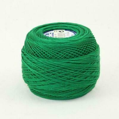 DMC Cebelia #30 Cotton 0699 - Green
