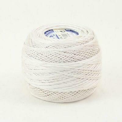 DMC Cebelia #30 Cotton Ecru
