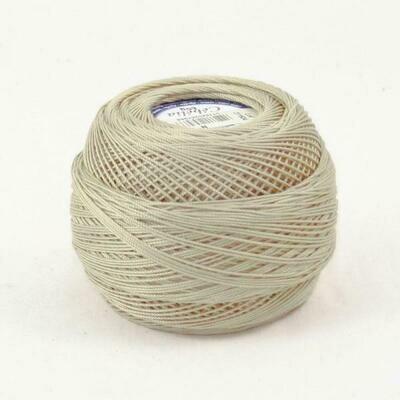 DMC Cebelia #40 Cotton 0842 - Very Light Beige Brown