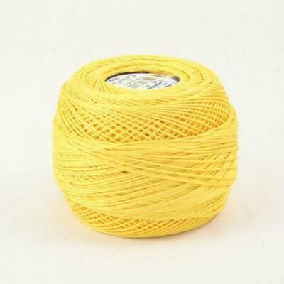 DMC Cebelia #30 Cotton 0726 - Light Topaz