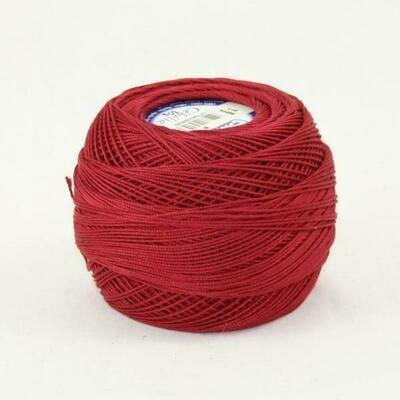 DMC Cebelia #30 Cotton 0816 - Garnet