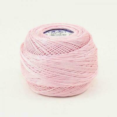 DMC Cebelia #30 Cotton 0818 - Baby Pink