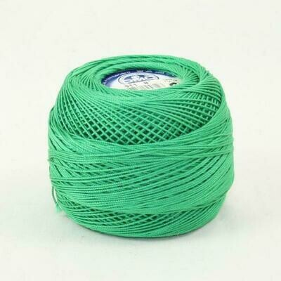 DMC Cebelia #30 Cotton 0911 - Medium Emerald Green