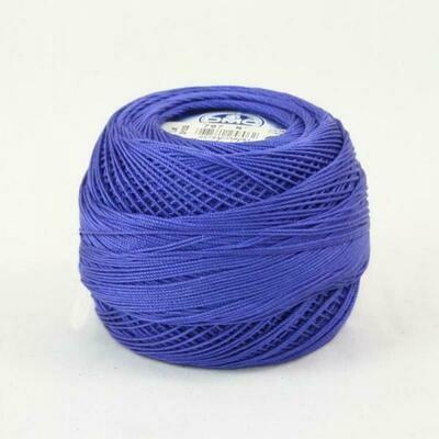 DMC Cebelia #30 Cotton 0797 - Royal Blue