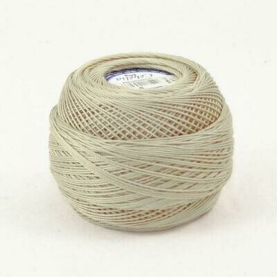 DMC Cebelia #30 Cotton 0842 - Very Light Beige Brown