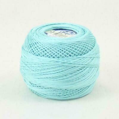 DMC Cebelia #20 Cotton 0964 - Light Seagreen
