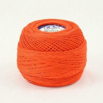 DMC Cebelia #30 Cotton 0946 - Medium Burnt Orange