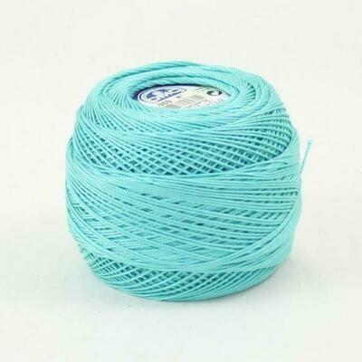 DMC Cebelia #20 Cotton 0959 - Medium Seagreen