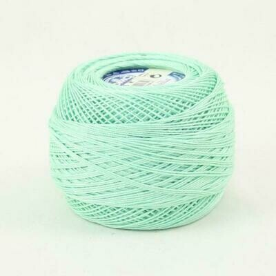 DMC Cebelia #30 Cotton 0955 - Light Nile Green