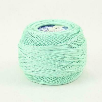 DMC Cebelia #20 Cotton 0955 - Light Nile Green