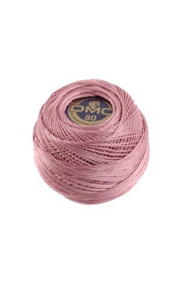 DMC Dentelles #80 Cotton Ball 3688 - Medium Mauve