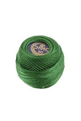 DMC Dentelles #80 Cotton Ball 0699 - Green