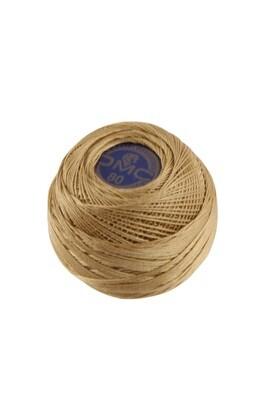 DMC Dentelles #80 Cotton Ball 0437 - Light Tan