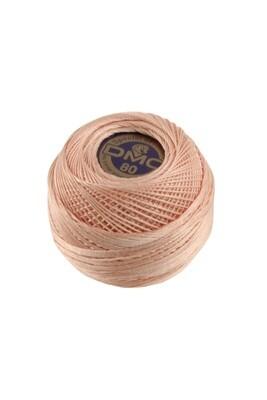 DMC Dentelles #80 Cotton Ball 0353 - Peach