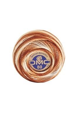 DMC Dentelles #80 Cotton Ball 0105 - Tan/Brown