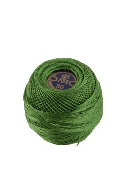 DMC Dentelles #80 Cotton Ball 0701 - Light Green