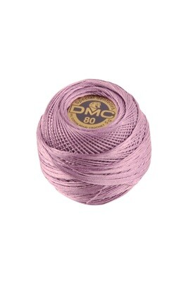 DMC Dentelles #80 Cotton Ball 0553 - Violet