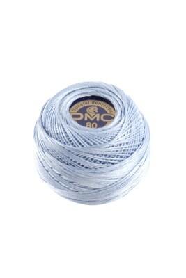 DMC Dentelles #80 Cotton Ball 0800 - Pale Delft Blue