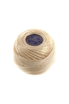 DMC Dentelles #80 Cotton Ball 0948 - Very Light Peach