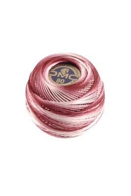DMC Dentelles #80 Cotton Ball 0099 - Mauve