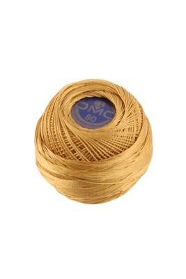 DMC Dentelles #80 Cotton Ball 0977 - Light Golden Brown