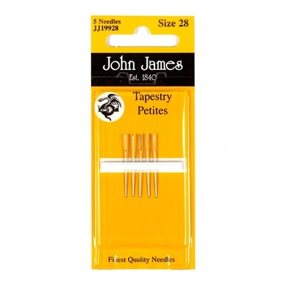 John James Tapestry Petites #28 pkt