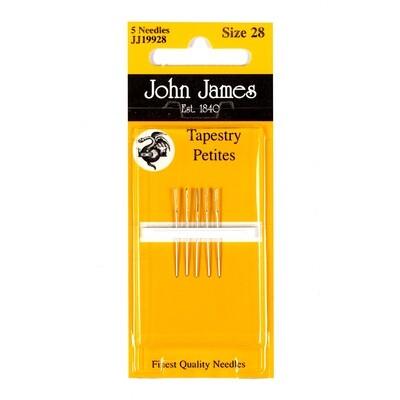 John James Tapestry Petites #22 pkt
