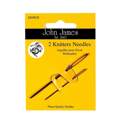 John James Knitters #13/18 pkt