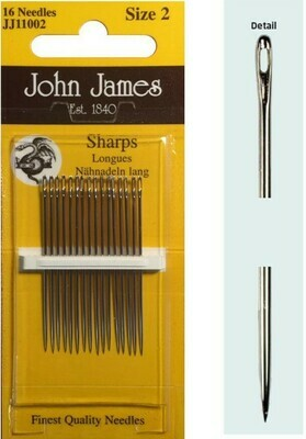 John James Sharps #11 pkt