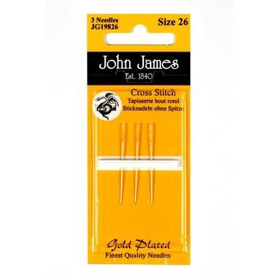 John James Tapestry Gold #24 pkt