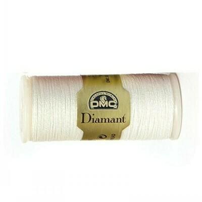 DMC380 Diamant Metallic Thread D5200 - White