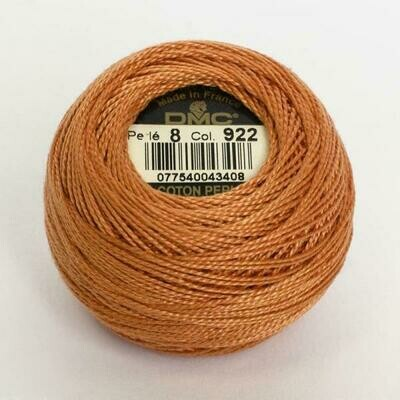 DMC116 Perle 05 Ball 0922 - Light Copper
