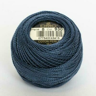 DMC116 Perle 05 Ball 0930 - Dark Antique Blue