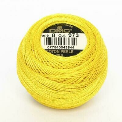 DMC116 Perle 05 Ball 0973 - Bright Canary