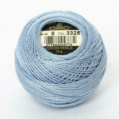 DMC116 Perle 05 Ball 3325 - Light Baby Blue