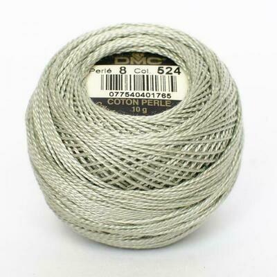DMC116 Perle 12 Ball 0524 - Very Light Fern Green